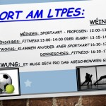 Sport am LTPES